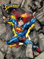 Superman. Caja Metálica: Incluye: 3 Libros, 4 Rotuladores, 1 Póster Y Más De 50 Pegatinas (DC Superhéroes)