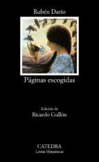 Páginas escogidas: 103 (Letras Hispánicas)