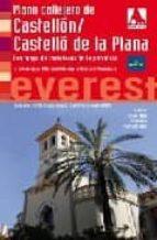 PLANO CALLEJERO DE CASTELLON/CASTELLO DE LA PLANA