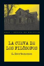La cueva de los filósofos (Básica de Bolsillo - Serie Novela Negra)