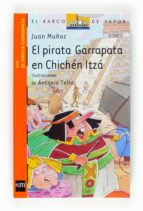 El pirata Garrapata en Chichén Itza
