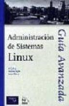 GUIA AVANZADA ADMINISTRACION DE SISTEMAS LINUX
