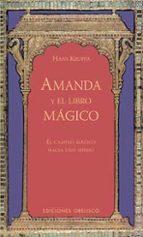 Amanda y el libro mágico (NARRATIVA)