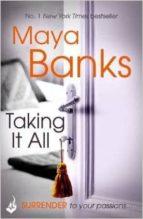 Taking It All: Surrender Trilogy Book 3 (The Surrender Trilogy)