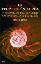 LA PROPORCIÓN ÁUREA (EBOOK)