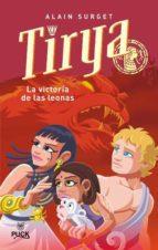 Tirya: la victoria de las leonas (Avalon)