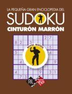 LA PEQUEÑA GRAN ENCICLOPEDIA DEL SUDOKU. CINTURÓN MARRÓN (EBOOK)