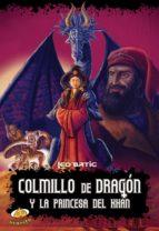Colmillo de Dragón y la Princesa del Khan