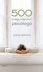 500 PREGUNTAS A UN PSICÓLOGO (EBOOK)