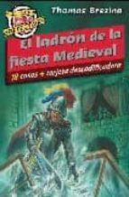 Ladrones de la fiesta medieval (El Club Detective)