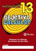 OBJETIVO CALCULAR 13