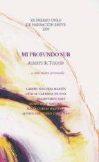 MI PROFUNDO SUR Y OTROS RELATOS PREMIADOS. XX PREMIO UNED DE NARRACIÓN BREVE 2009 (EBOOK)