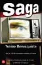 SAGA     PDL     TONINO BENACQUISTA (Punto De Lectura)