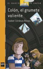 Colón, el grumete valiente (eBook-ePub) (Barco de Vapor Naranja)