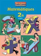 VACANCES MATEMATIQUES (2º ESO)