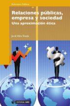 RELACIONES PÚBLICAS, EMPRESA Y SOCIEDAD (EBOOK)