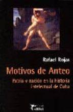 MOTIVOS DE ANTEO