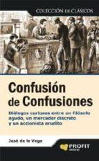 CONFUSIÓN DE CONFUSIONES (EBOOK)