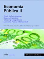 ECONOMIA PUBLICA II (3ª ED.ACTUALIZADA)