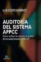 AUDITORIA DEL SISTEMA DE APPCC