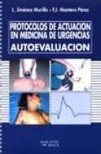 PROTOCOLOS DE ACTUACION EN MEDICINA DE URGENCIAS AUTOEVALUACION