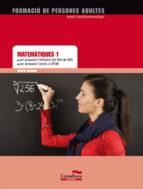 Matemàtiques 1. Per Preparar L