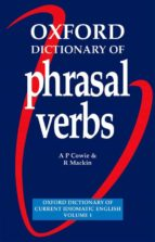 Oxford Dictionary of Phrasal Verbs: Paperback (Diccionario Oxford De Phrasal Verbs)