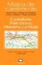 CANTABRIA, PAIS VASCO, EUSKADI, NAVARRA, NAFARROA, LA RIOJA: MAPA AUTONOMICO 2005 (1:300000) (GEOPLANETA) (ED. MULTILINGÜE)
