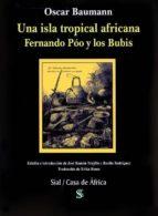 UNA ISLA TROPICAL AFRICANA: FERNANDO POO Y LOS BUBIS