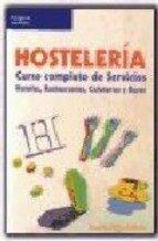 HOSTELERIA: CURSO COMPLETO DE SERVICIOS