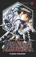 Armamento alquimista nº 03/10 (Manga)