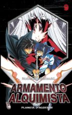 Armamento alquimista nº 09/10 (Manga)