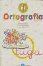 Ortografía 1 Educación Primaria