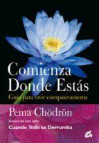 COMIENZA DONDE ESTÁS (E-BOOK) (EBOOK)