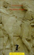 La estética antigua (La balsa de la Medusa nº 167)