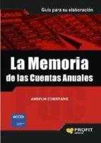 LA MEMORIA DE LAS CUENTAS ANUALES (EBOOK)