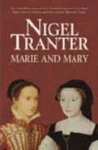 Marie And Mary (English Edition)