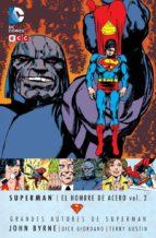 Grandes Autores de Superman: John Byrne - Superman: El hombre acero vol. 2
