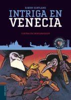 Intriga en Venecia (Los investigadores del arte)