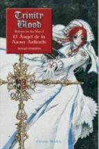 El ángel de la arena ardiente (Genko Books)