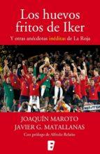LOS HUEVOS FRITOS DE IKER (EBOOK)
