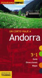 UN CORTO VIAJE A ANDORRA 2015 (GUIARAMA COMPACT)