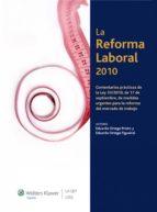 LA REFORMA LABORAL 2010 (EBOOK)