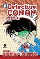 detective conan: especial nº 6 gosho aoyama eiichi yamagishi 8432715021353
