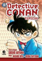 detective conan: especial nº 10 gosho aoyama eiichi yamagishi 8432715024453