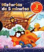 historias de 5 minutos (pack: cuentos para niños, para soñar, para animales) 8437009706053
