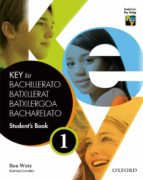 key to bachillerato  student's book 1 9780194611053