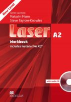 laser a2: workbook without key + audio cd pack [hardcover]-9780230424753