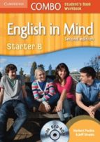 English in Mind 2nd Starter Combo B with DVD-ROM