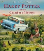 harry potter and the chamber of secrets (illustrated by jim kay) j.k. rowling 9781408845653
